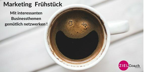 Marketing Frühstück