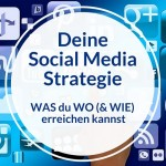 Social Media Strategie: Was, Wo und Wie
