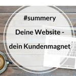 Deine Website - dein Kundenmagnet
