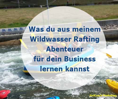 Rafting und Business