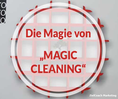 Buch Magic Cleaning