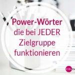 Zielgruppe: Power-Wörter, die für jeden funktionieren