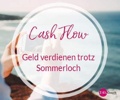 Geld verdienen Cash Flow