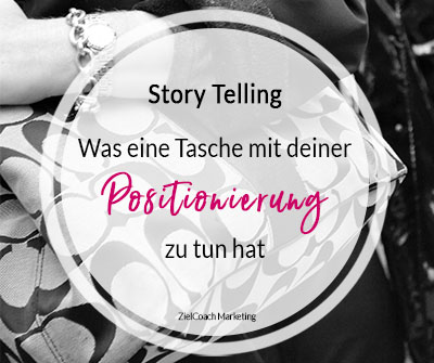 Story Telling Positionierung