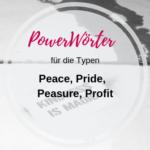 PowerWörter, die DIESE Kundentypen begeistern