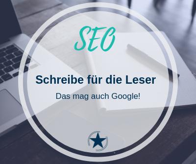 SEO Positionierung und Google