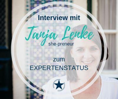 Expertenstatus Tanja Lenke