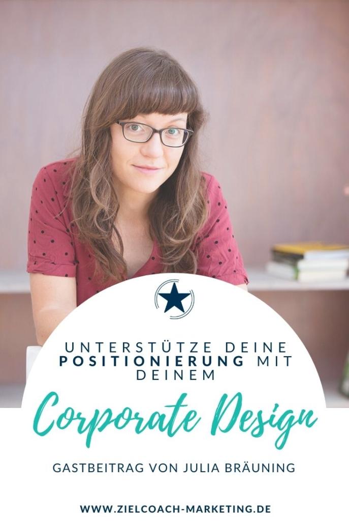 Wie Corporate Design deine Positionierung unterstützt - Julia Bräunender